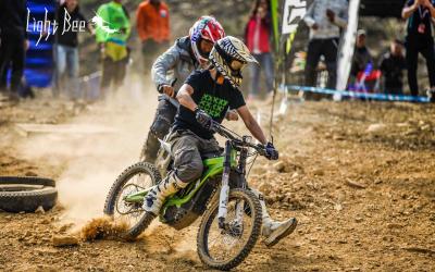 Sur-Ron elektromos motocross verseny 2019