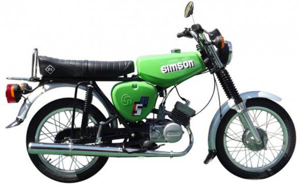 A Simson motortól az elektromos motorig