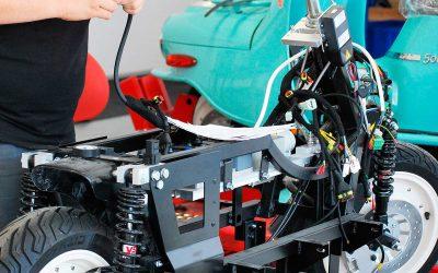 Használt elektromos robogó