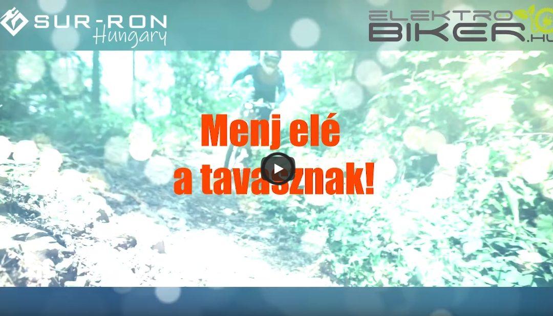 Sur-Ron elektromos motorok még a tavalyi áron!