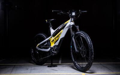 Greyp elektromos kerékpár